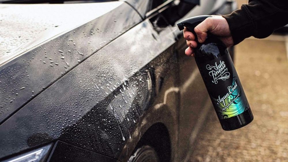 Auto Finesse Aqua Coat - Coating en Spray 1L 1