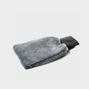 guante lavado coche microfibra auto finesse deluxe wash mitt