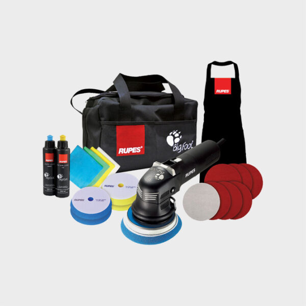 kit deluxe rupes lhr12e duetto