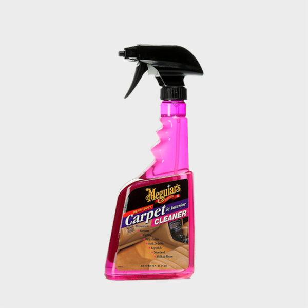 limpia alfombrillas coche meguiars carpet interior cleaner