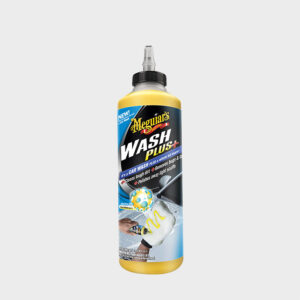 limpiar insectos mosquitos coche meguiars wash plus