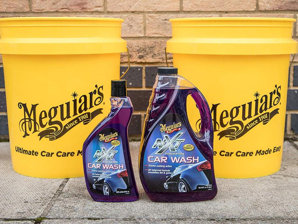 jabon para coche meguiars car wash plus