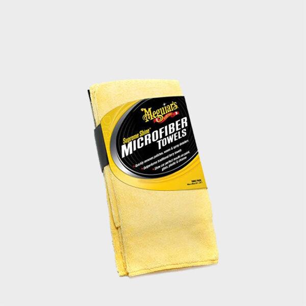 toalla microfibra meguiars supreme shine 1 unidad