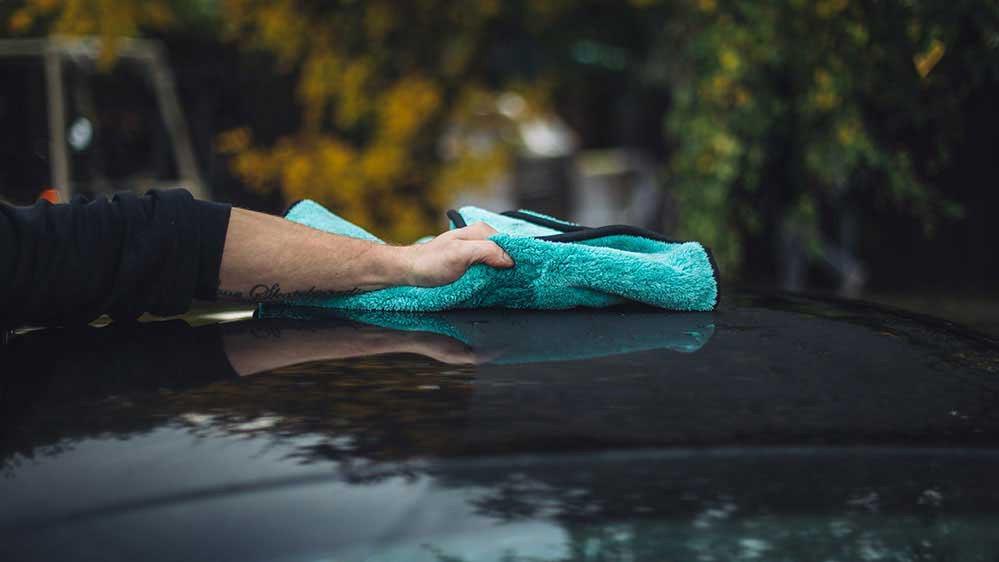 toalla secado coche auto finess aqua deluxe