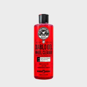 limpia llantas chemical guys diablo gel oxygen 473ml