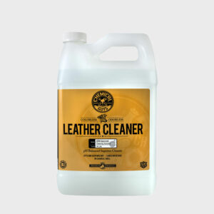 limpier asientos cuero coche chemical guys leather cleaner 3,78l