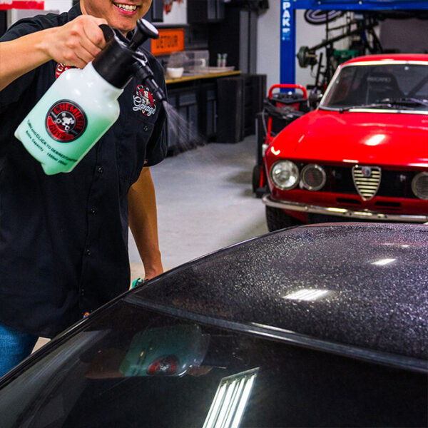 limpieza en seco coche chemical guys ecosmart waterless concentrated