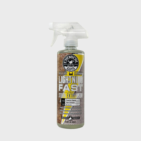 quita manchas chemical guys lightning fast stain extractor 476ml