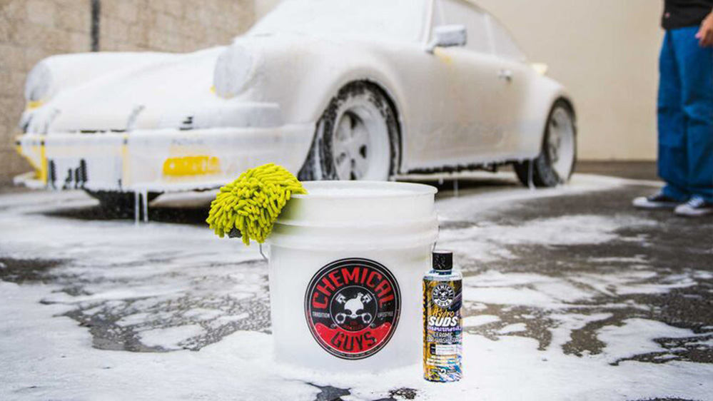 Chemical Guys Hydro Suds Ceramic & Snow Foam 2