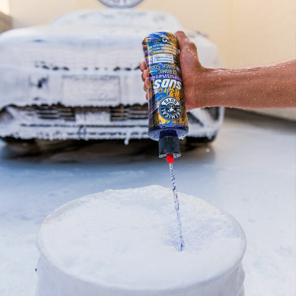 champu chemical guys hydro suds ceramic snow foam