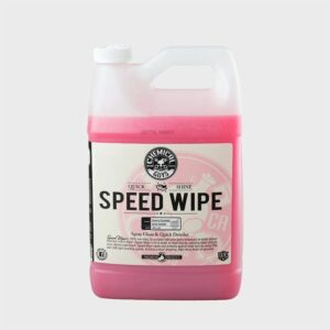 quick detailer chemical guys speed wipe 3,78l