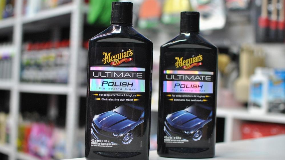 pulimento acabado meguiars ultimate polish