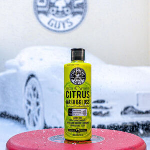 champu chemical guys citrus wash gloss 473ml