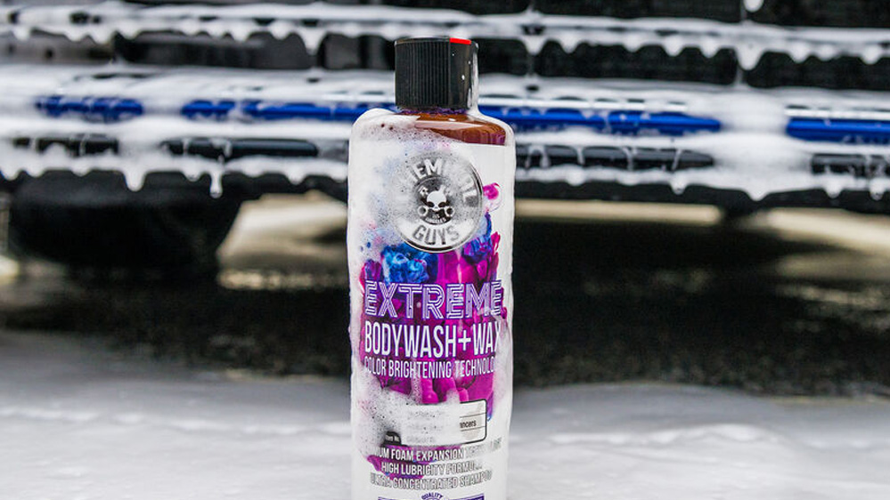 champu chemical guys extreme bodywash wax