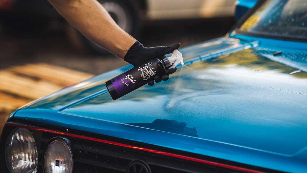 lubricante clay bar auto finesse glide