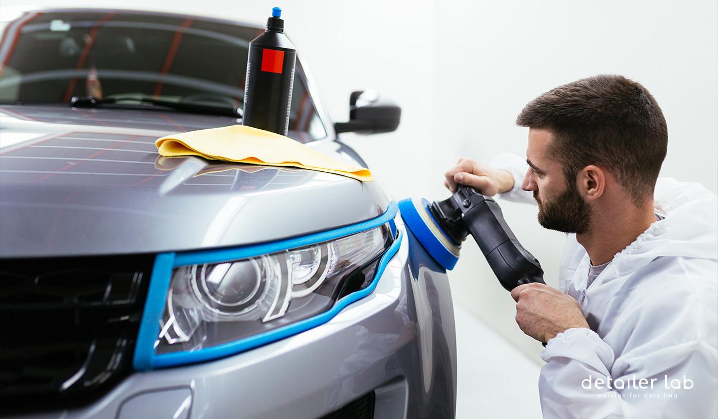 pulir el coche