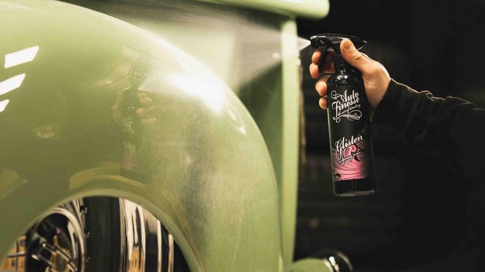 cera spray auto finesse glisten