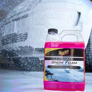 meguiars ultimate snow foam 946 ml