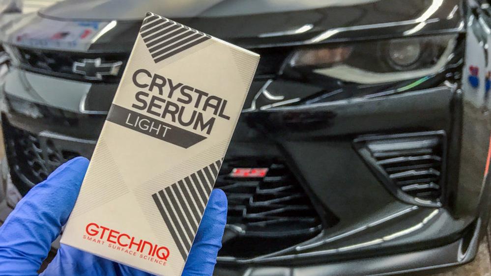 gtechniq crystal serum light