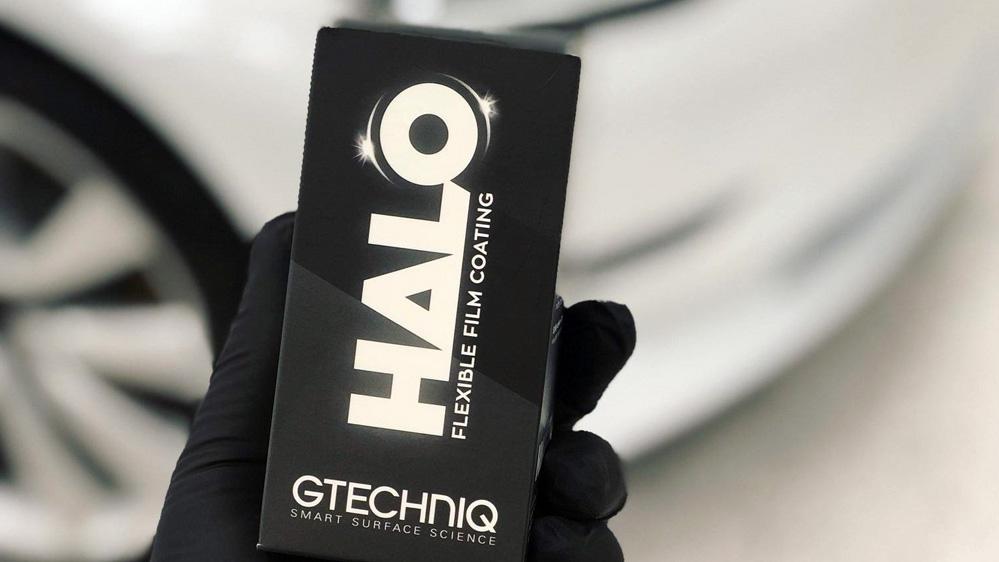 gtechniq halo film coating
