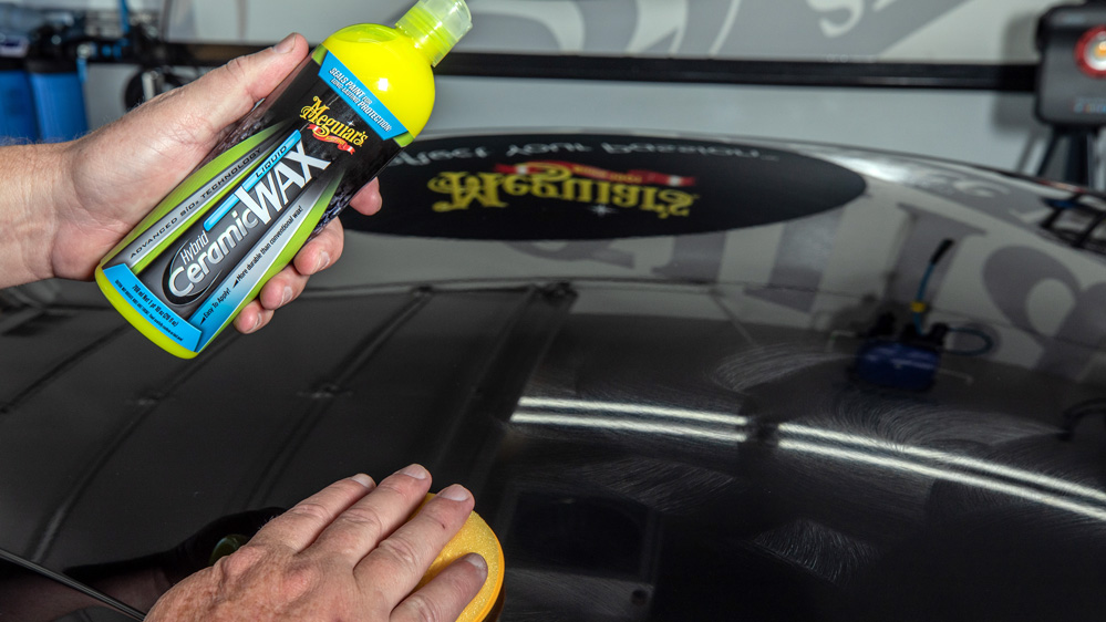 meguiars hybrid ceramic liquid wax
