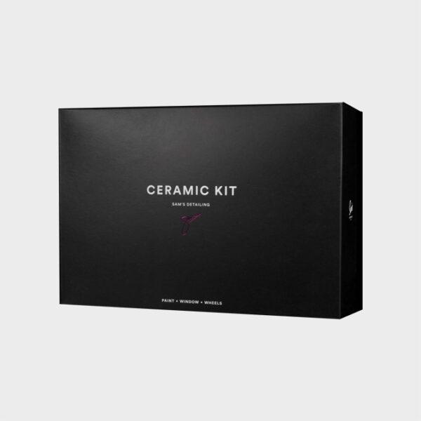 sams detailing ceramic coating kit