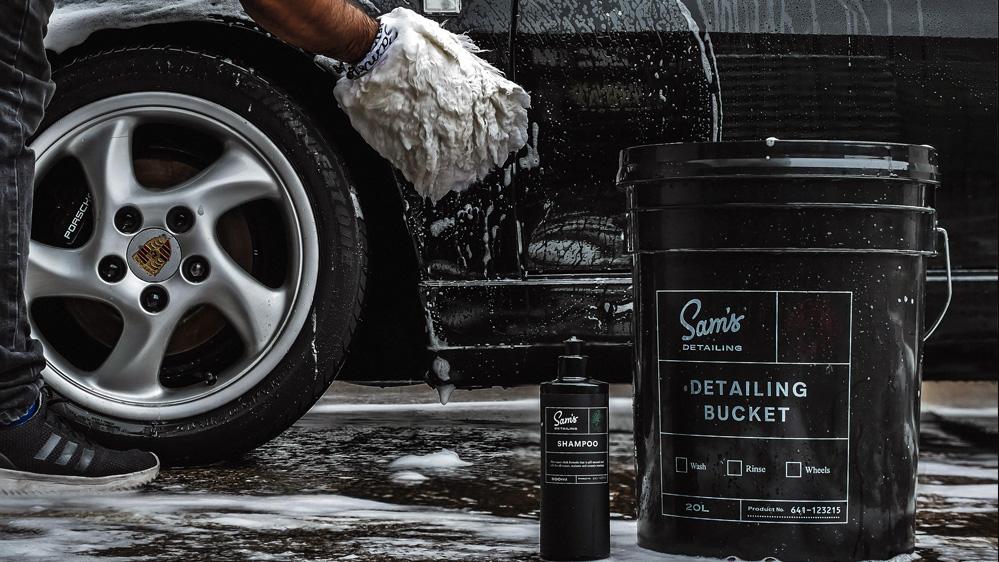 sams detailing shampoo