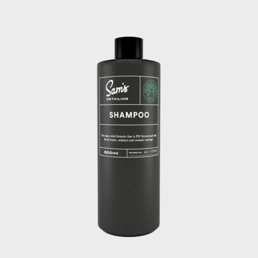 sams detailing shampoo 500ml