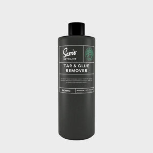 sams detailing tar glue remover