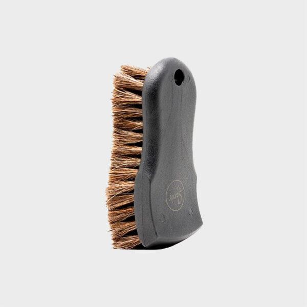 cepillo tapiceria cuero
