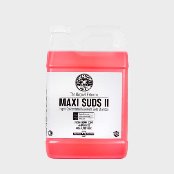 champu chemical guys maxi suds ii 3,78l