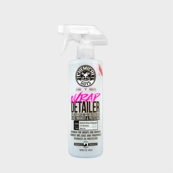 chemical guys wrap detailer 473 ml