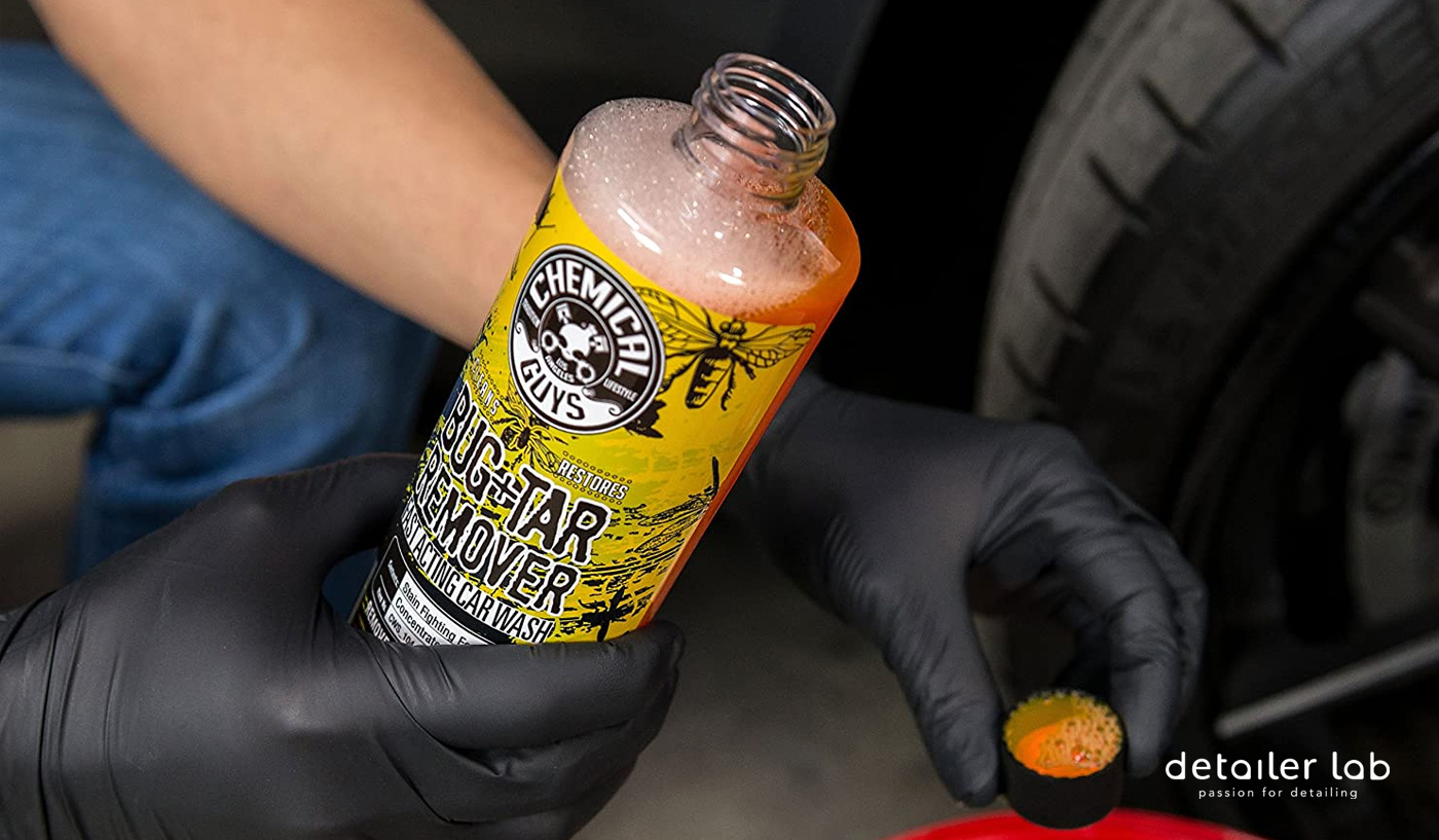 limpiador mosquitos coche