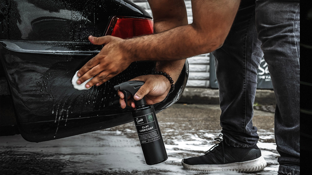 sams detailing clay lubricant