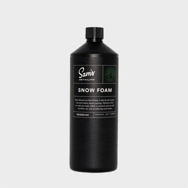 sams detailing snow foam 500ml