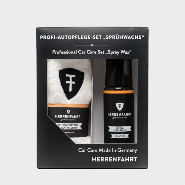 herrenfahrt spray wax set