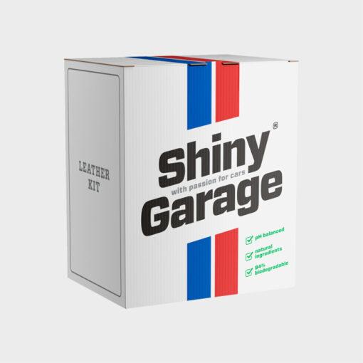 kit mantenimiento asientos cuero shiny garage