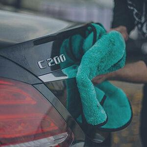 Toalla de secado