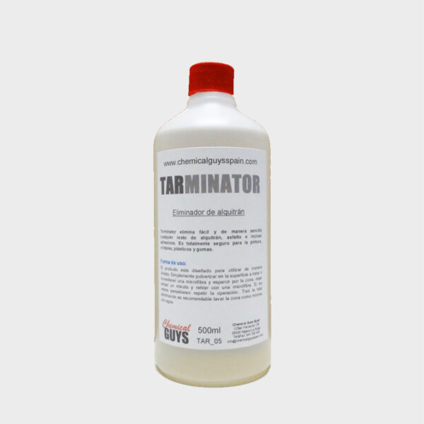 chemical guys tarminator 500ml