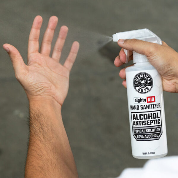 desinfectante de manos chemical guys
