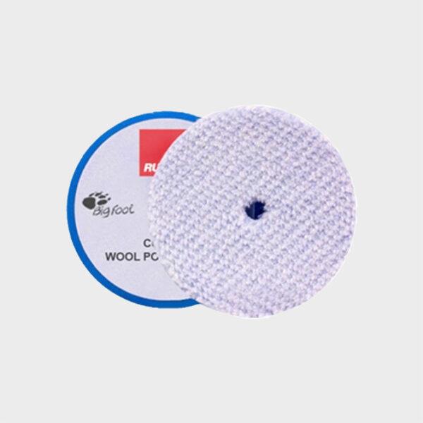 pad de corte de lana rupes coarse