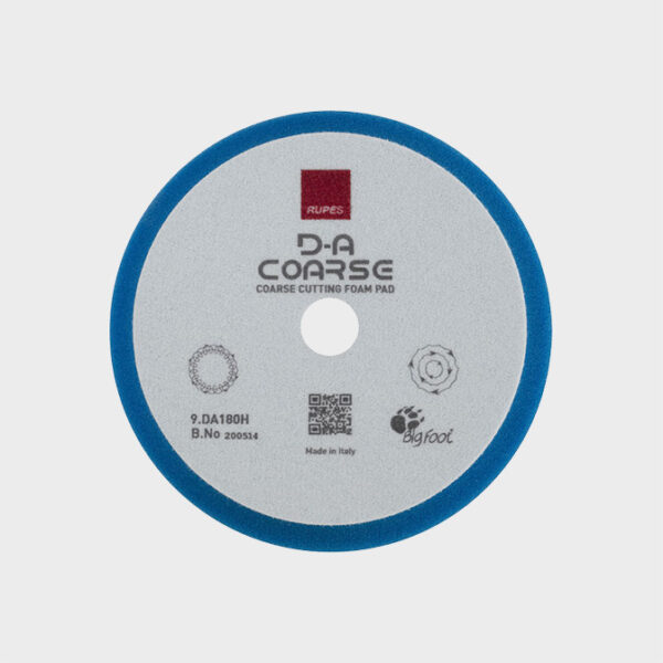 rupes da coarse foam pad 180