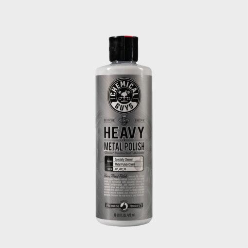 chemical guys heavy metal polish