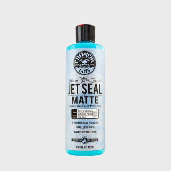 chemical guys jetsea matte 473 ml