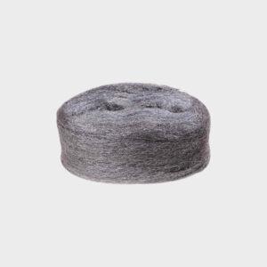 lana de acero para pulir metales y cromados