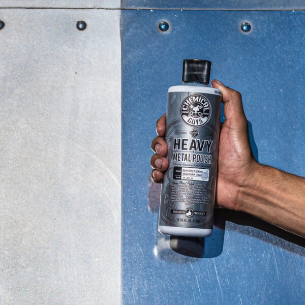 Chemical Guys Heavy Metal Polish - Pulimento para Metales 1