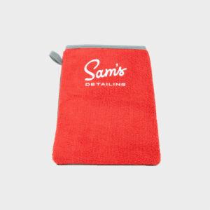 sams detailing clay mitt
