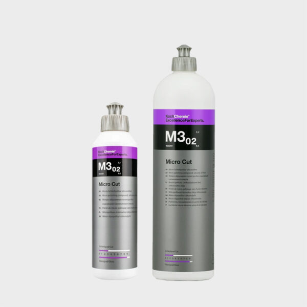 koch chemie m3.02 micro cut compound