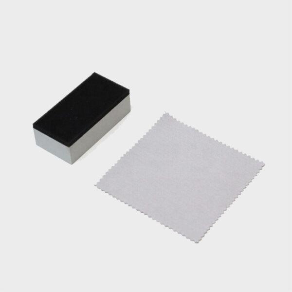 aplicador coating toalla suede