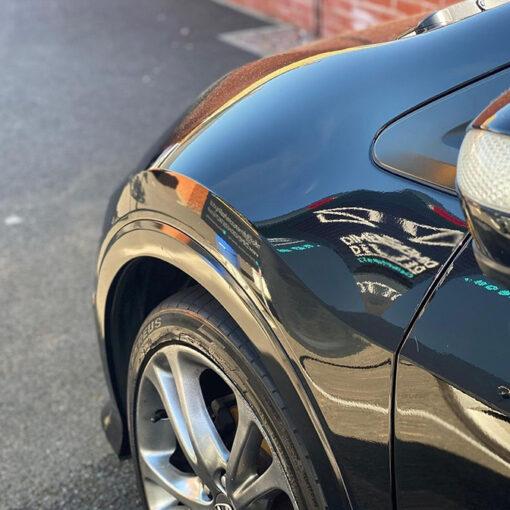 glaze pintura coche